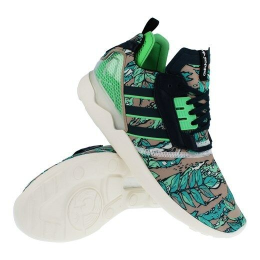 Taille UK 9-Adidas Originals ZX 8000 Boost Baskets-Multi-Limited Edition-