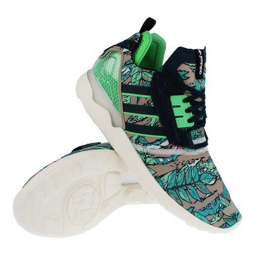 Tamaño de Reino Unido 9-Boost Zapatillas Adidas Originals ZX 8000-Multi-Edición linited