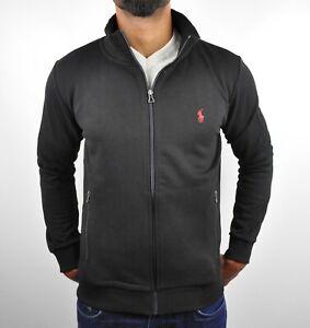 Polo-Ralph-Lauren-Men-039-s-Turtle-Neck-Tech-Zip-Up-Jumper-Jacket