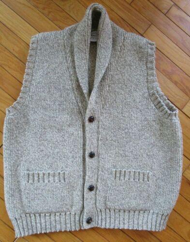 French Creek Sheep & Wool - WOOL Vest Sleeveless C