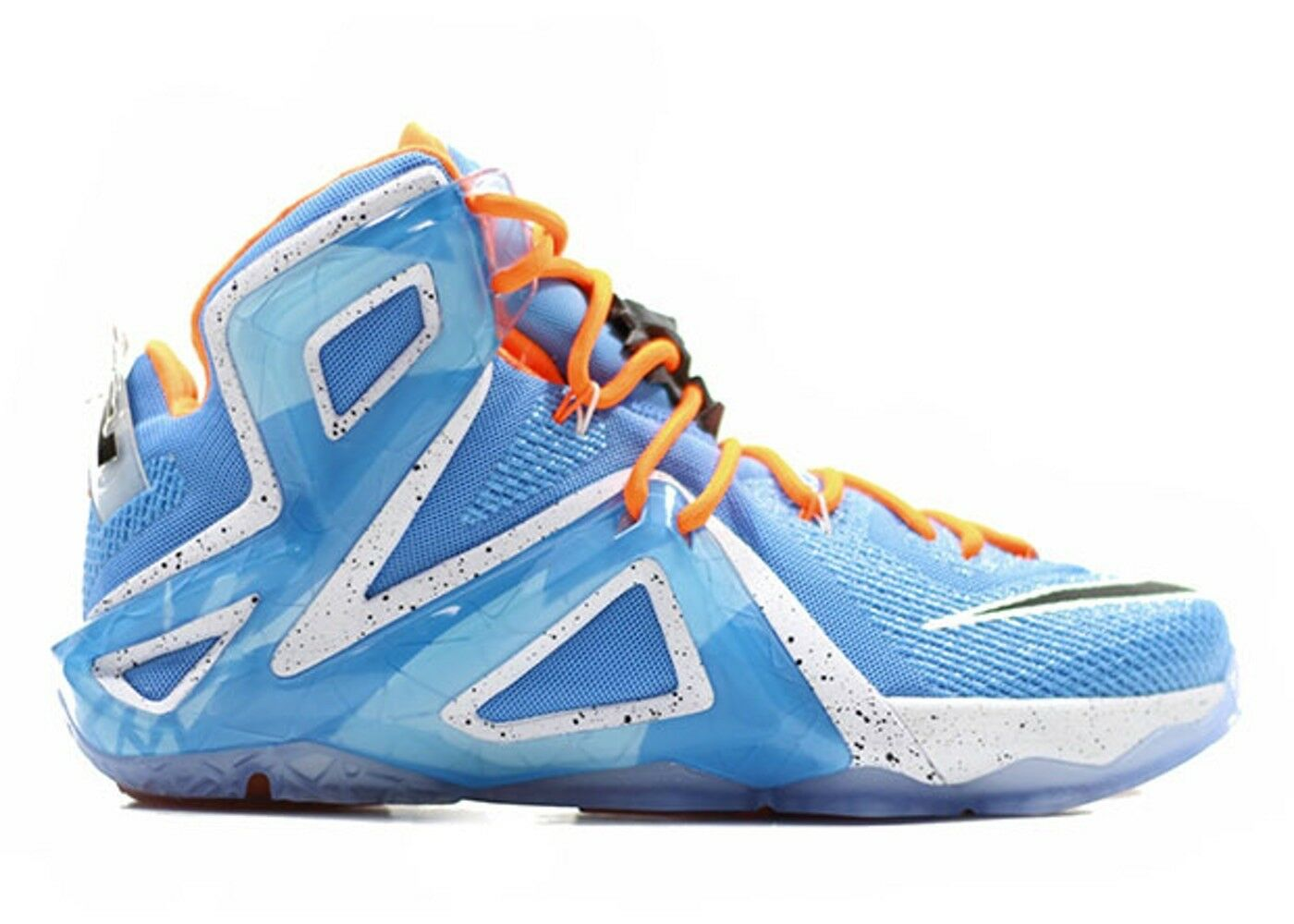 Nike lebron xii 12 uomini elite elevare blu nuova dimensione