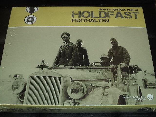 Holdfast North Africa 1941-42 Festhalten - Worthington Games War Board Game New
