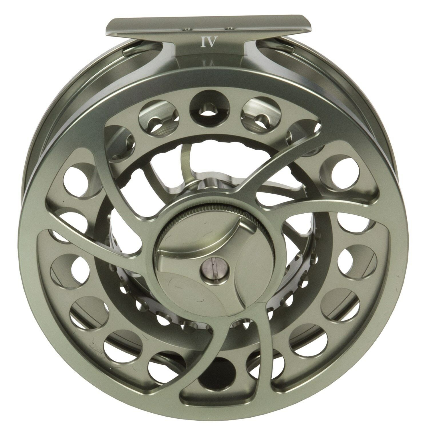 Temple Fork Outfitters BVK Fly Reel  Super Large Arbor Fly 12 wt