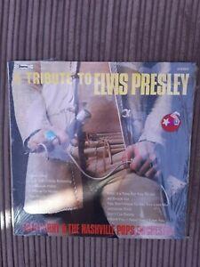 EDEN-PERRY-A-Tribute-To-Elvis-Presley-LP-CHVL-057-Near-Mint-Vinyl