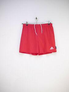 Details zu Adidas Shorts Kurze Hose Vintage Rot Herren Größe M