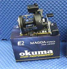 Okuma Magda Pro MA 15DX Line Counter Trolling Reel