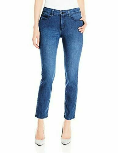 Not Your Daughters Jeans Womens  NYDJ Clarissa Ankle Jeans Size OOP