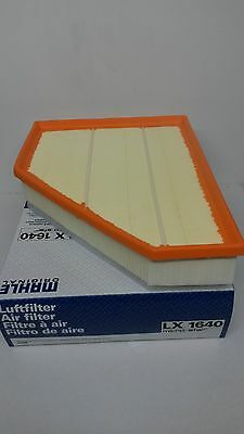 BMW E81 E82 E87 E88 118D 2.0D 1 Series Genuine Mahle Air Filter LX1640 2007-2012
