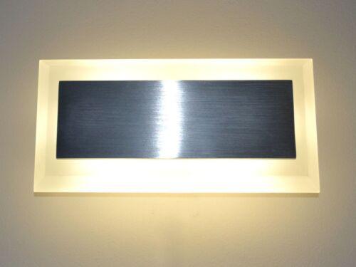 LED Wandlampe Wandleuchte 6 Watt Bella2 modern Beleuchtung Effektlampe Flurlampe