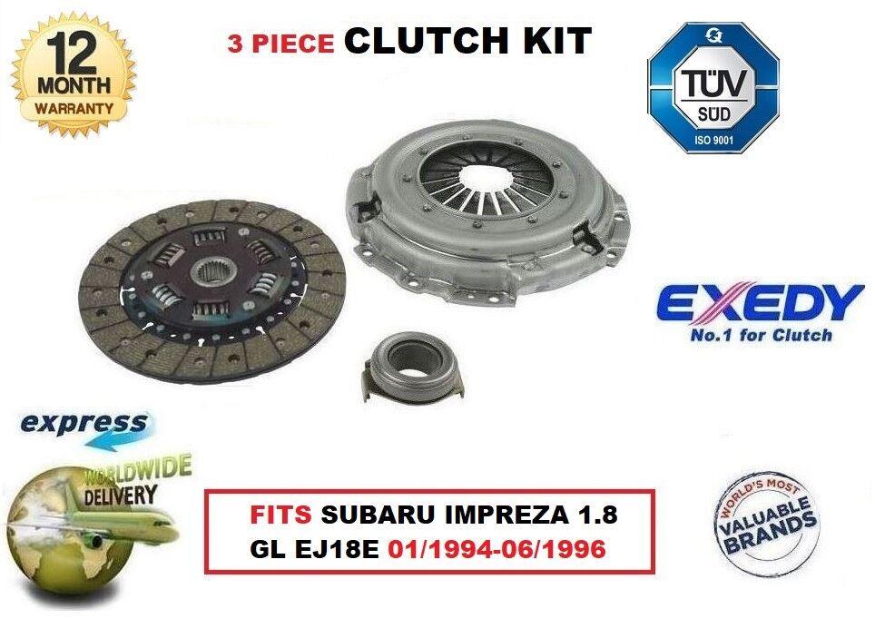 Für Subaru Impreza 1.8 Gl Ej18e 01 1994-06 1996 Exedy Oe-Qualität