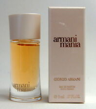 ARMANI MANIA WOMEN'S EAU DE PARFUM  5 ML. 0.17 FLOZ MINI PERFUME NEW IN BOX