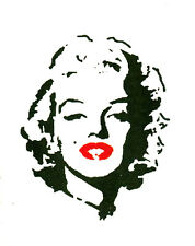 Marilyn Monroe Norma Jean tatuajes temporales Chicos Chicas X 1 TY251