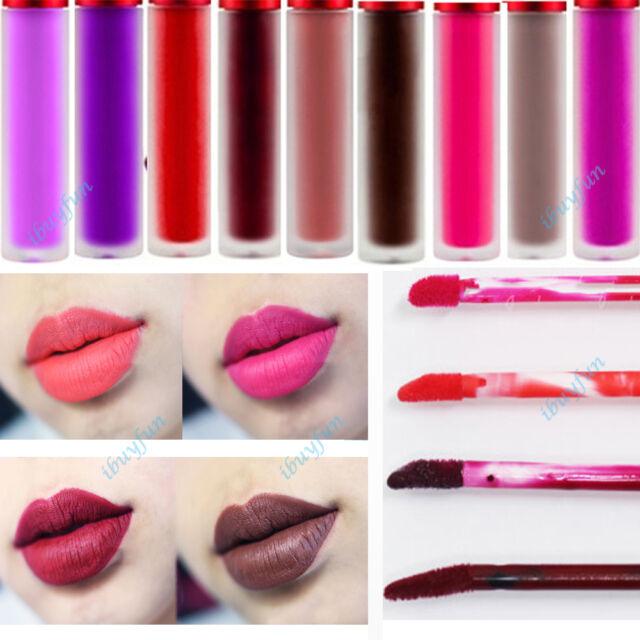 Sexy Matte Liquid Lipstick Lip Gloss Lip Stain 12 Colours Chioce 3g
