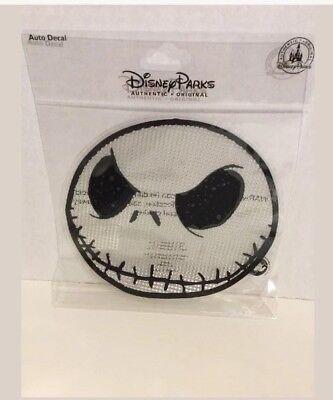 NEW The Nightmare Before Christmas Jack Skellington Mood Magnet Disney Parks