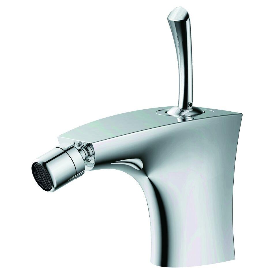 Einhandmischer Bidet Wasserhahn Waschtischarmatur Bidetarmatur Einhand DY46218C
