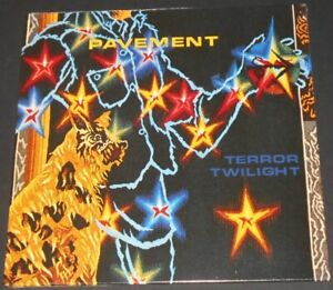 PAVEMENT terror twilight USA LP new sealed REISSUE REPRESS spiral stairs