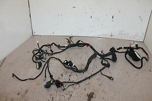 12 ducati monster 696 main engine wiring harness motor wire loom abs rh ebay com ducati monster 696 wiring diagram ducati monster 600 wiring diagram