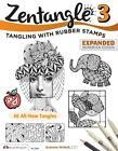 Zentangle 3 Expanded Workbook Edition von Suzanne McNeill (2014, Taschenbuch)