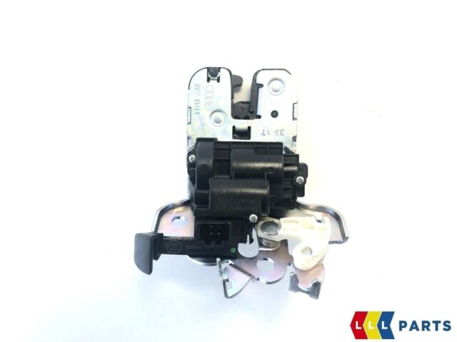 NEW GENUINE AUDI RS4 RS6 RS7 13-17 REAR TRUNK BOOT LID LOCK MECHANISM 8R0827505