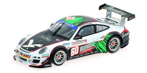 1 43 Porsche 911 n°60 Belcar 2011 1 43 • MINICHAMPS 400118960