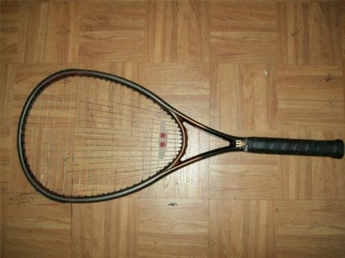 Wilson Sledge Hammer 2.8 Stretch Grande Taille 116 4 1//2 Raquette de Tennis