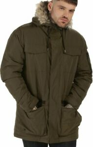 Regatta Aledo Mens Waterproof Jacket Navy Stylish Thermal Insulated Winter Coat