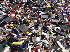 LEGO lot 1000 random lego pieces 2 random minifigures mini fig 2 pound lbs lb