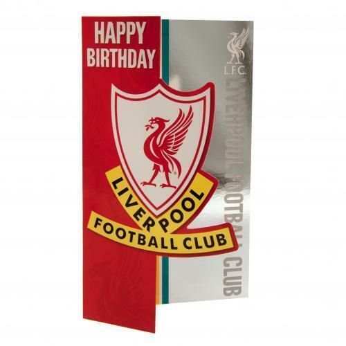 Watford FC Shirt Birthday Card