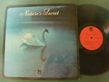 NATURE'S SECRET / Michael Cassidy - LP 33T 1979 French pressing GOPAL RP 107