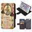 ALICE-IN-WONDERLAND-Mad-Hatter-Wallet-Flip-Phone-Case-iPhone-4-5-6-7-8-Plus-X thumbnail 14