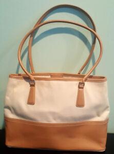 Pre-Owned-Women-s-Tan-Medium-Hand-Bag
