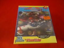 Mario Kart DS Nintendo 3d Puzzle with Collectable Lenticular Card
