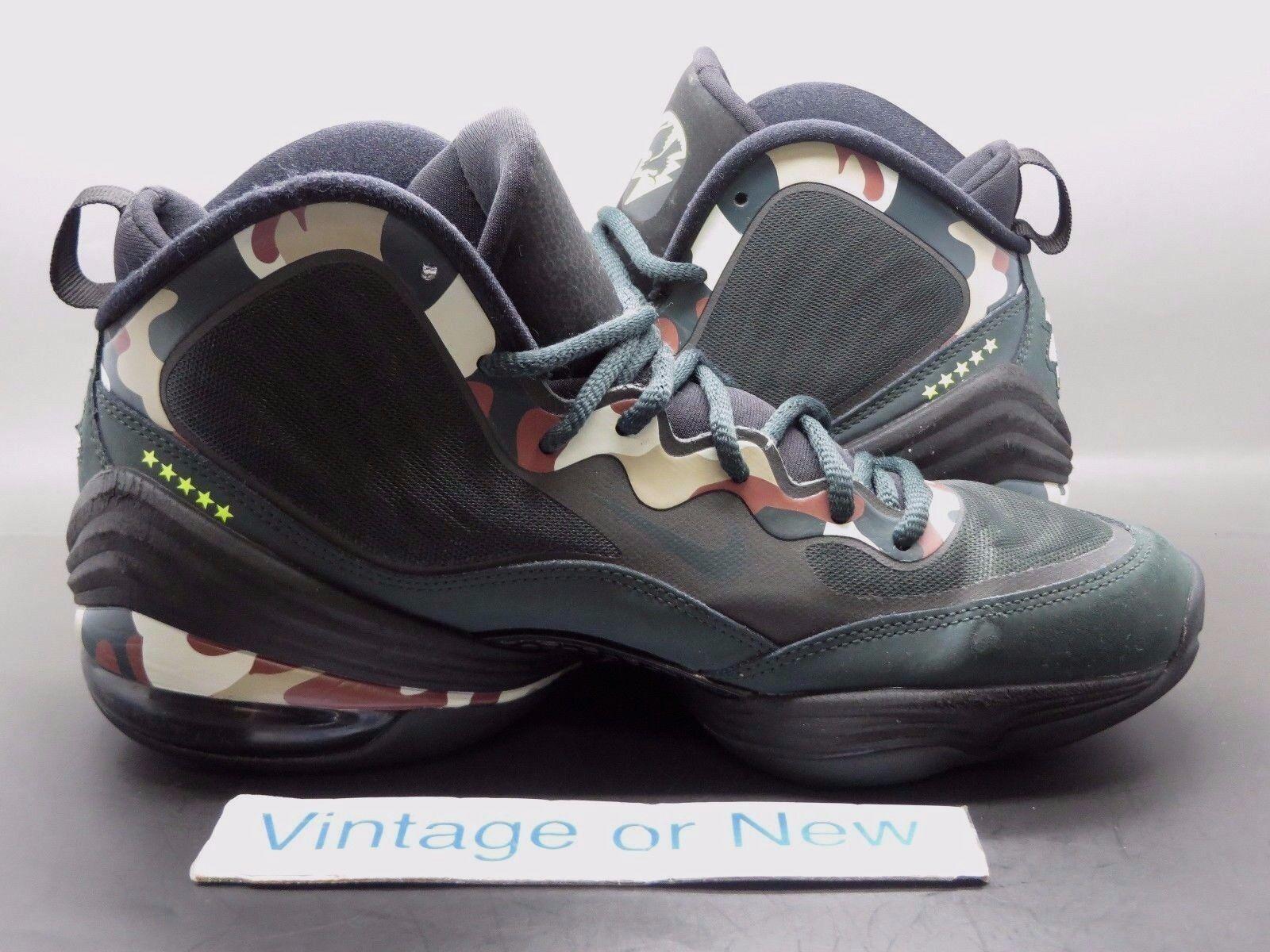 Nike Air Penny V V V 5 Camo sz 8 d4b10c