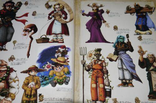 Art book JAPAN Culdcept Memorial Works