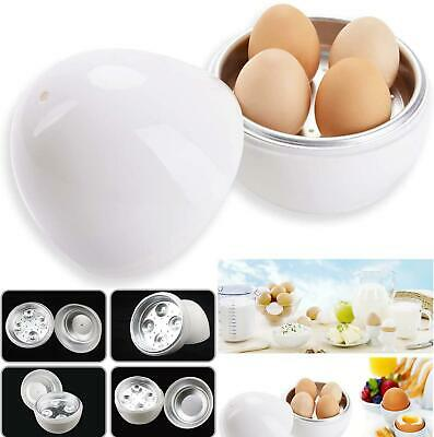 Microwave Egg Boiler, Coxeer Egg Microwave Cooker Only 8 Minutes for Hard  Boiled | eBay