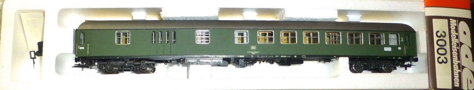 Ade 3003 Bduem 273 Vagone Del Treno 51 80 82 70044 5 verde 1 87 Modello Finito