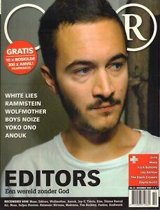 MAGAZINE-OOR-2009-nr-10-EDITORS-WOLFMOTHER-RAMMSTEIN-YOKO-ONO-ANOUK