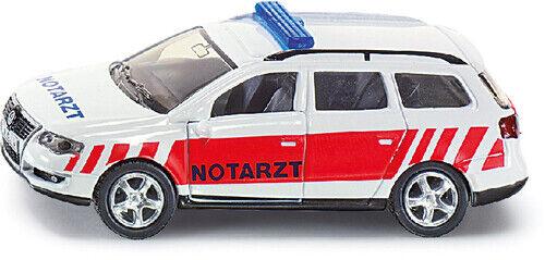 Siku 1461 Maßstab 1:55 Spielzeugauto Modellauto Neu Notarzt-Einsatz-Fahrzeug