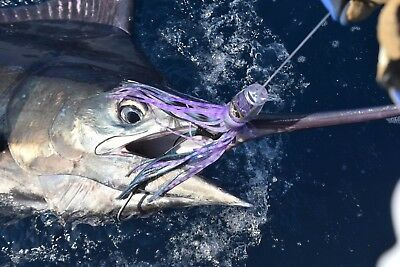 Lobo Lures #50 Typhoon 14 Big Game Marlin Offshore Trolling Lure Made in The USA