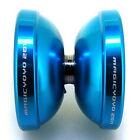 Magic YoYo T6 Super Bow Blue Aluminum Professional Yo-Yo + 5 Strings