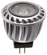 Sonderposten 2W LED GU4 Reflektor MR11 Lampe 12V 100lm 20° 3000K warmweiß 56026