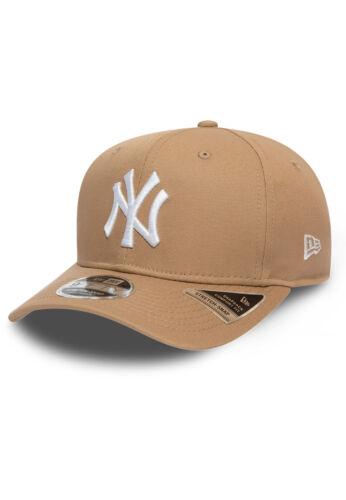 New era tonos elástico 9 fifty SnapBack cap ny yankees beige blanco