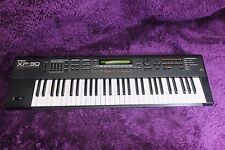 used Roland XP-30 Synthesizer Keyboard music workstation xp50  no serial