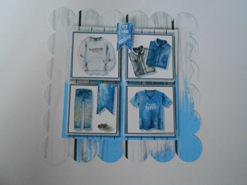 PACK 2 HAVE A COOL DAY *ITS YOUR BIRTHDAY* EMBELLISHMENTS FOR CARDS OR CRAFTS