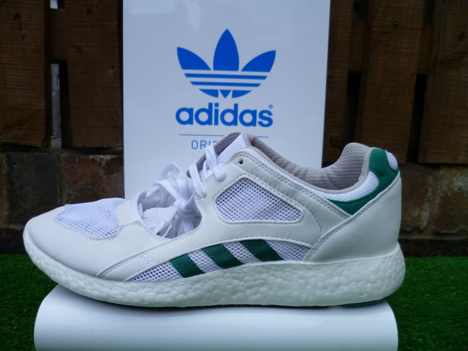 Adidas EQUIPMENT Racing 1991 BOOST og UK10 Nuevo Y En Caja 2015 Raro Mira EQT años 90 corrojoores