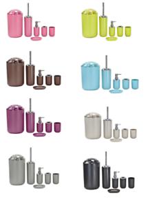 6pc-Elegance-Style-Bathroom-Accessories-Set-Trash-Bin-Soap-Tray-Toilet-brush
