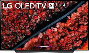 "LG Electronics OLED65C9PUA C9 Series 65"" 4K Ultra HD Smart OLED TV (2019) - Blac"