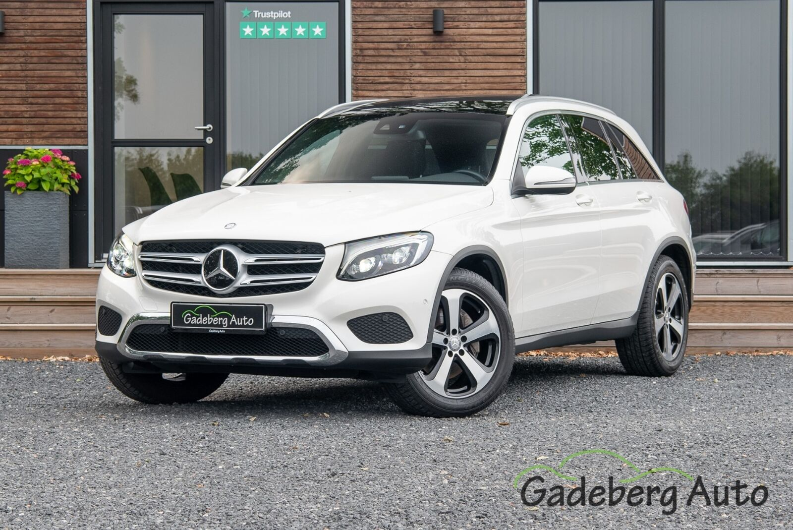 Mercedes GLC250 d 2,2 Exclusive aut. 4-M 5d