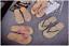Womens-Summer-Fabric-Flip-Flops-Multi-Color-Beach-Sandals-Women-039-s-Shoes thumbnail 1