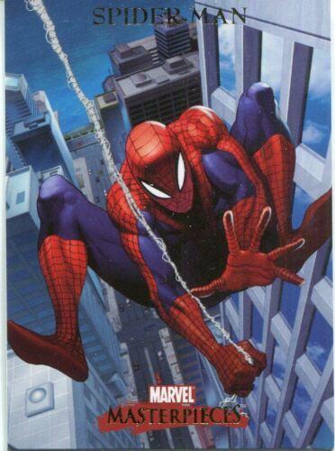 Marvel Masterpieces 2007 Base Card #79 Spider-Man